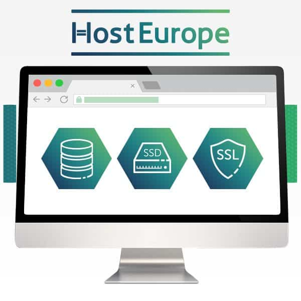 Domain Hosting, Webhosting, E-Mail Installation